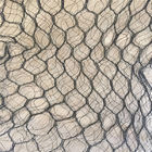 Trees Crops Protection Anti Hail Net Knitted HD Polyethylene With UV Resistance Material