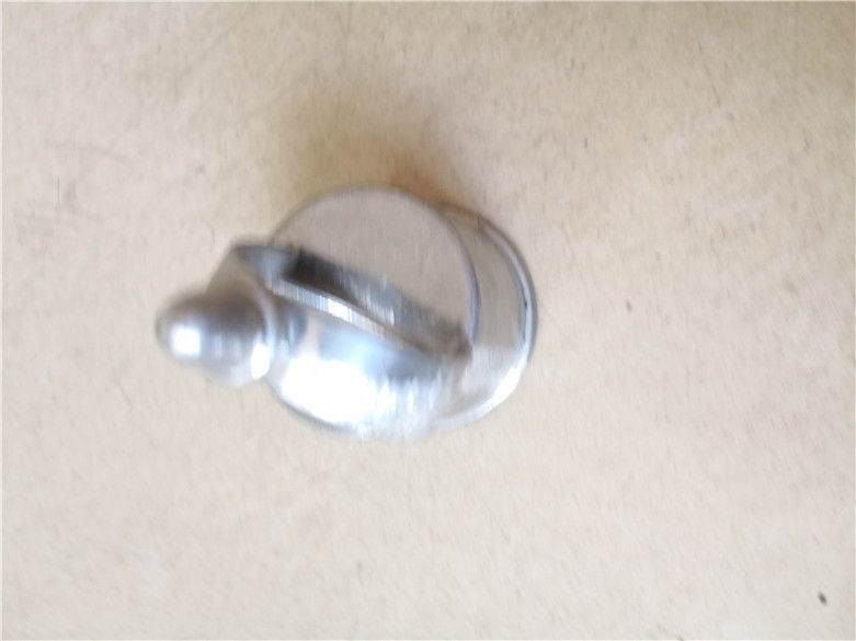 Chain Link Fence Aluminium Die Casting Parts Acorn Post Caps For Gate Posts